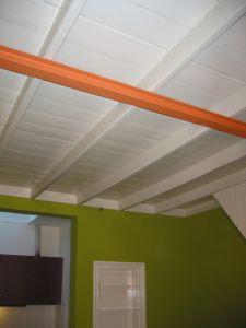 plafond klaar